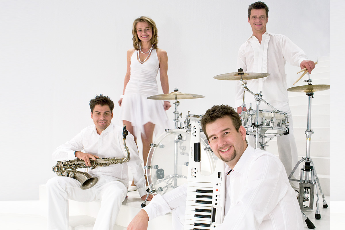 Daniel Ligges & Band – Das Quartett